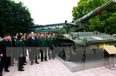 Cần thu hút thế hệ trẻ tới tìm hiểu, tự hào về lịch sử quân đội