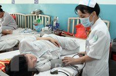 Kiểm soát nhiễm khuẩn bệnh viện để hạn chế việc kháng thuốc