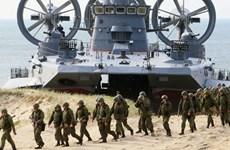 Nga triển khai lực lượng chống khủng bố ở các khu vực duyên hải