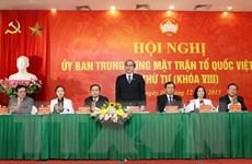 Mặt trận Tổ quốc Việt Nam chuẩn bị phát động cuộc vận động mới