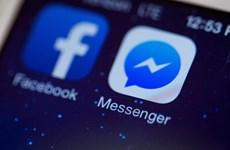 Ứng dụng Facebook Messenger cán mốc 800 triệu người dùng