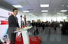 Khai trương Tổng Lãnh sự quán Hungary tại TP Hồ Chí Minh