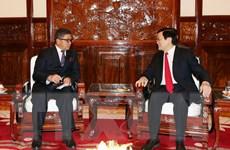 Chủ tịch nước chia sẻ mất mát với Indonesia về vụ khủng bố