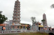 Quảng Bình: Khánh hạ chùa Hoằng Phúc có lịch sử hơn 700 năm