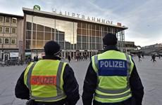 Đức bắt giữ đối tượng quấy rối phụ nữ đêm Giao thừa ở Cologne