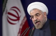 Tổng thống Iran Rouhani cam kết thực thi thỏa thuận hạt nhân