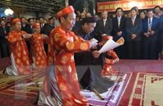 Lễ hội đền Trần - Thái Bình năm 2016 sẽ diễn ra vào ngày 20/2
