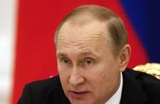 Tổng thống Nga Putin ca ngợi lý tưởng cộng sản, chủ nghĩa xã hội
