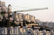 Chính quyền Israel thông qua kế hoạch xây dựng mới ở Bờ Tây
