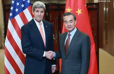 Ngoại trưởng Mỹ kêu gọi Trung Quốc ngừng xây dựng ở Biển Đông