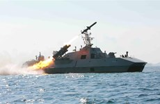 Hải quân Triều Tiên sử dụng radar dân sự do Nhật Bản chế tạo