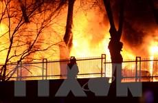 Đức, Mỹ và EU lên án vụ đánh bom kinh hoàng ở Thổ Nhĩ Kỳ