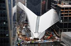 Ga tàu điện ngầm đắt nhất thế giới tại tháp đôi WTC cũ mở cửa