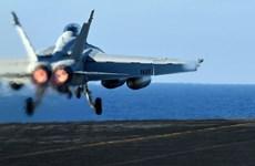 Mỹ phủ nhận xây dựng các căn cứ không quân ở miền Bắc Syria