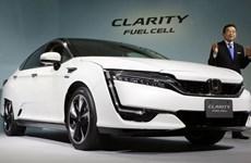 Honda ra mắt ôtô dùng pin nhiên liệu có thể chạy gần 1.000 km