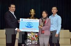 Đà Nẵng trao căn hộ chung cư cho gia đình liệt sỹ Gạc Ma