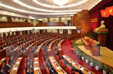 Thông báo Hội nghị Ban Chấp hành Trung ương Đảng lần thứ hai