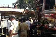 Ấn Độ: Xe tải đâm vào đám cưới, ít nhất 11 người thiệt mạng