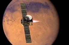 Nga và châu Âu hợp tác trong dự án thăm dò Sao Hỏa ExoMars