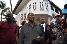 Côte d'Ivoire ổn định tình hình tại Grand-Bassam sau vụ khủng bố