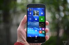 Microsoft phát hành Windows 10 Mobile cho điện thoại di động