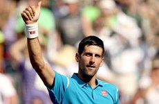 Hạ Nadal, Djokovic gặp Raonic ở chung kết BNP Paribas Open 2016