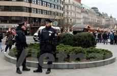 Cộng hòa Séc thắt chặt an ninh sau các vụ khủng bố tại Bỉ