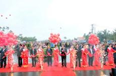 Khánh thành cầu Cửa Đại và tuyến đường ven biển Quảng Nam