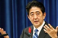 Thủ tướng Nhật Bản Shinzo Abe ca ngợi đạo luật an ninh mới