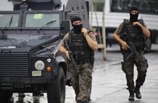 An ninh Thổ Nhĩ Kỳ đập tan nhiều âm mưu tấn công khủng bố
