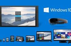 Microsoft đạt 270 triệu người dùng hệ điều hành Windows 10