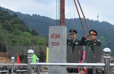 Kết thúc giao lưu hữu nghị Quốc phòng biên giới Việt-Trung lần ba