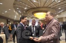 Sứ quán Việt Nam tổ chức xúc tiến thương mại ở Romania