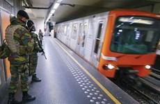 Tàu điện ngầm ở Brussels sẽ hoạt động hoàn toàn vào tuần tới