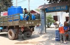 Huyện đảo Phú Quốc thiếu nước tưới tiêu và nước sinh hoạt cục bộ