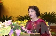 Tiến hành miễn nhiệm Phó Chủ tịch và Ủy viên Hội đồng bầu cử