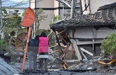 [Photo] Đất nước Nhật Bản tiếp tục gánh chịu trận động đất thứ hai
