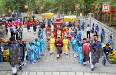 Thành phố Hồ Chí Minh tổ chức dâng hương tưởng nhớ các Vua Hùng