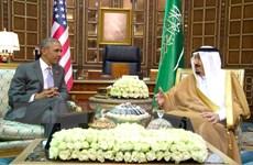 Ông Obama và Quốc vương Saudi Arabia thảo luận tình hình Trung Đông