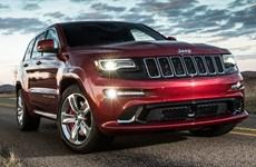Hãng xe Fiat Chrysler báo lỗi kẹt hộp số tới 1,1 triệu xe