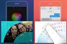 """Microsoft mang ứng dụng bàn phím xuất sắc """"cập bến"""" iPhone"""