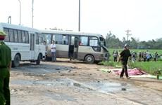 8 năm tù cho tài xế gây tai nạn làm 5 người chết ở Phúc Thọ