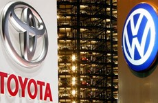 Toyota bị Volkswagen lấy mất vị trí nhà sản xuất số 1 thế giới