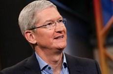 """Giám đốc Apple Tim Cook tuyên bố """"iPhone chưa thể chết"""""""