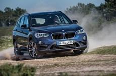 Khỏe khắn, mạnh mẽ với phiên bản 2016 BMW X1 xDrive25i