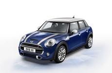 Mini công bố Mini Seven bản đặc biệt với tông màu xanh mạnh mẽ