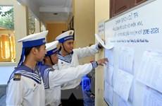 Ngày mai, cử tri huyện đảo Trường Sa đi bầu cử đại biểu Quốc hội