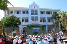Khánh thành bệnh xá hiện đại trên đảo Song Tử Tây ở Trường Sa