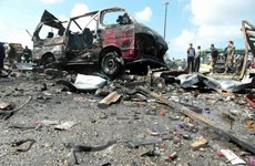 IS nhận gây ra loạt vụ tấn công đẫm máu ở Syria, Yemen