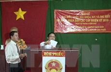 Danh sách trúng cử đại biểu Hội đồng Nhân dân tỉnh Bình Phước